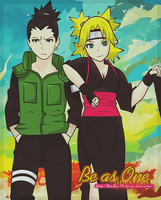 Shikatema 'Be as One' by FaroneStorm