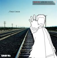 bfg - fearless CD cover by agentfive