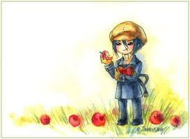 Apples by tamisan-mio