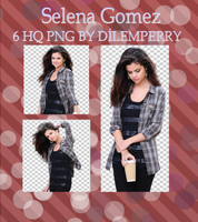 Selena Gomez Png Pack by DilemPerry