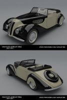 BMW 327- color1 by adit1001