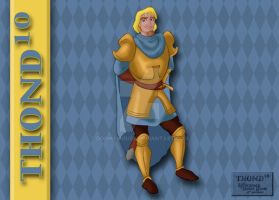 THOND 10 Phoebus by DoomyMouse