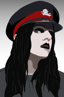 Joey Jordison II by basstendencies