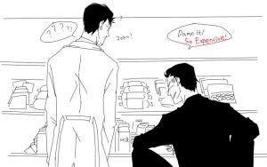 Constantine Castiel shopping by hd6428