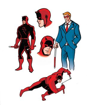 Daredevil Animated by MisterFear