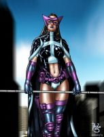 Huntress by richmbailey