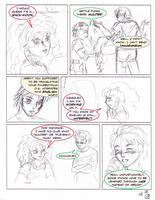 Gorgeous Impact 2-p18 first draft by AmethystSadachbia