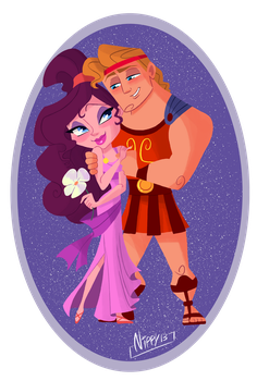 Herc and Meg by Nippy13