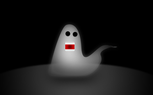 Ghost by pygoscelis