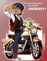 The Journey by FauxBoy