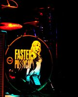 Faster Pussycat by steelrose13