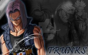 Trunks_Wallpaper by DaRkReApEr777