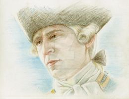 Princess Commodore Norrington by rum-inspector