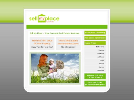 SellMyPlace.com.au by leviiathan