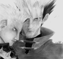 Enemy Brothers by malicon