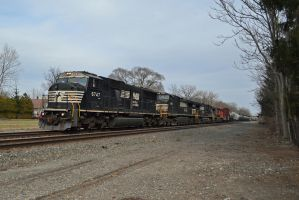 NS and CN 19A 4-6-14 by the-railblazer