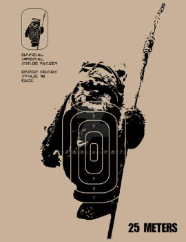 stormtrooper target II by theCrow65