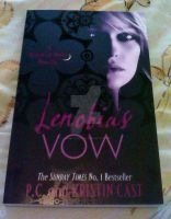 Lenobia's Vow - HoN Novella #2 by Horsey-Luver450