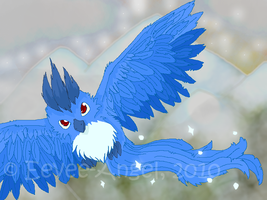 Articuno by Nixhil