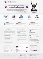BUSINESS SOLUTIONS by aadi-f