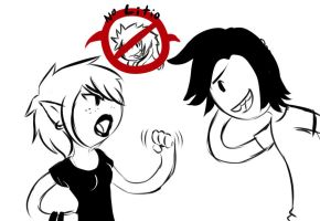 No to Litio! by Ask-Evin