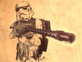 Stormtrooper by ripley23