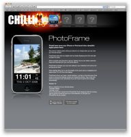 Chilli X Website v 1.0 by AidanH