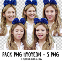 PACK PNG #21 by nganbadao
