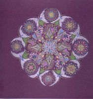 August Mandala by mandalagal