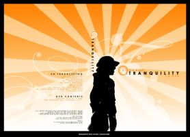 Tranquility DVD Cover by axxon
