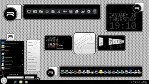 Retro Plus Theme by madcat21 by coolcat21