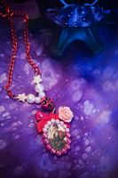 Marie Lavoue Cameo - Octopug by falt-photo