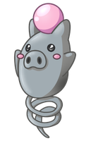 Spoink :D