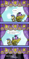 Pony Puppet Theater #9 Forgetting Something by MangaMeister