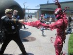 Starfleet vs Carnage by Kronos2501