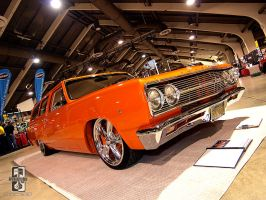 Orange Dream Wagon by Swanee3