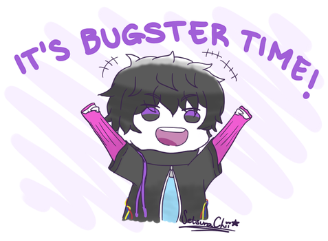 IT'S BUGSTER TIME! by SetsuraChii