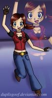 Cute Claire Redfield by Duplisgoof