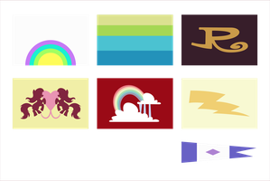 Flags of the Equestrian Games by masemj