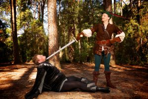 Robin Hood: Sheriff Defeated! by EmperorMossy