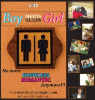 boy meets girl spec ad by Leling
