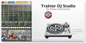 Traktor DJ Studio by universelab