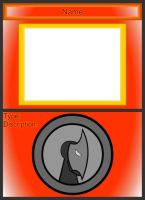 Card Design: Gear Card by Fire-Z