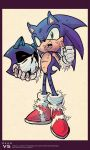 There's only one Sonic by ZeroV5
