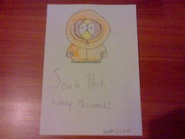 South Park Kenny McCormick by jessyho862010