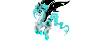 #32 Princess of teal by Remy-peace