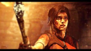 Tomb Raider [A survivor is born] by Ventus08