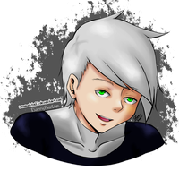 Danny Phantom [Fan Art] by Irenechii