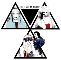 The Fame Monster Era by Nazgrelle