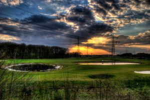 Hole 4 by yanness